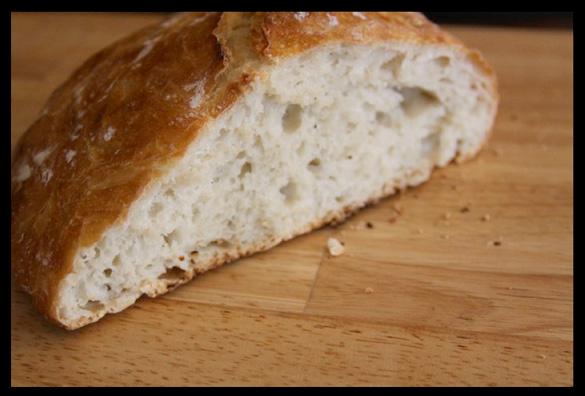 Dale's Ciabatta Bread