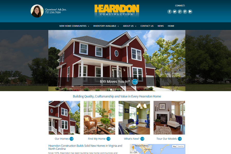 hearndon construction