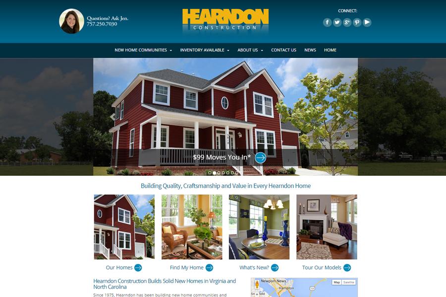 hearndon construction